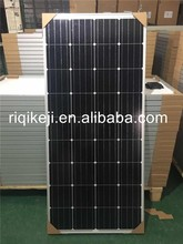 Hot sale Promotional High efficiency 150w mono solar panel