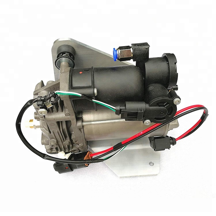 LR038118 Air Suspension Compressor for Land Rover Range Rover LR3 LR4