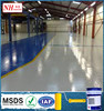 Industrial epoxy mortar floor concrete coating