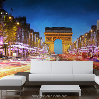 Wallpaper Production Line Produce Chinese Wallpaper Murals Buy