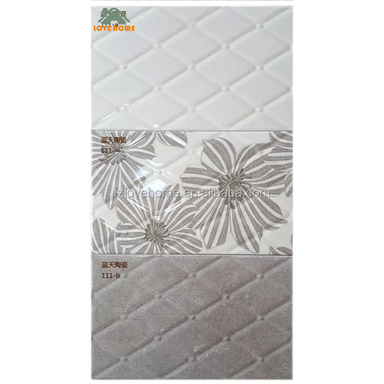 Pakistan non-waterproof ceramic wall tile 25x40cm