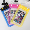Waterproof Underwater Pouch Dry Bag Cell Phone Touch Screen Cases Cover for Samsung galaxy S7 for iPhone 3GS 4S 5S 5C 6S Plus