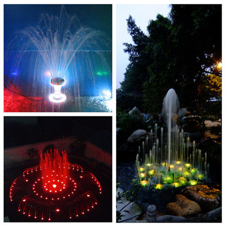 Led indoor or outdoor decorative fountain light lamp for all types led indoor or outdoor decorative fountain light lamp for all types of water fountain lighting aloadofball Gallery