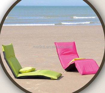 folding waterproof beach lounge chairs beach chair - Beach Lounge Chairs