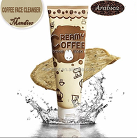 Mendior best face wash for sensitive dry acne skin coffee face scrub skin whitening face wash