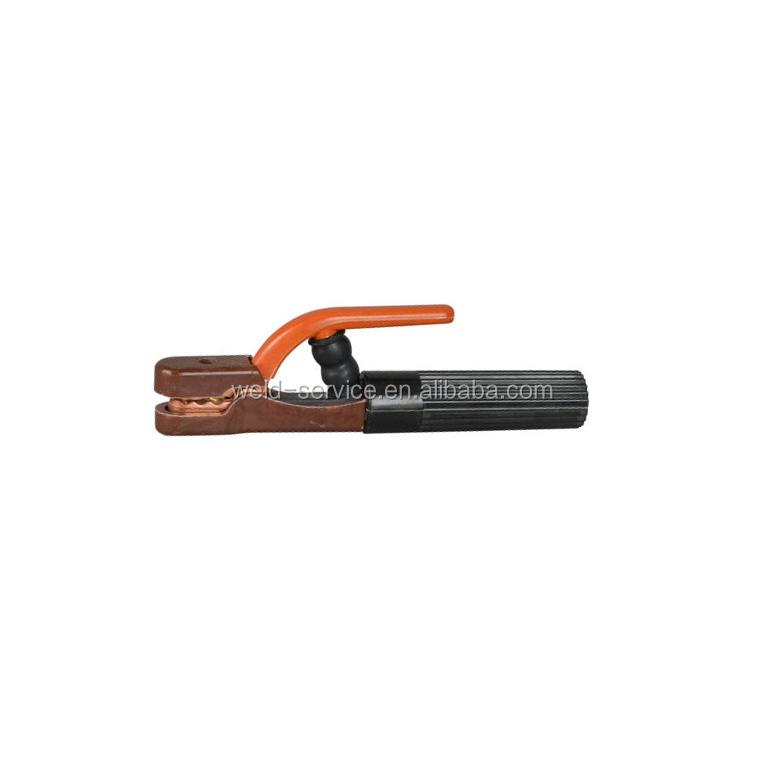 500A Welding Electrode Holder Copper Soldering Power Tools Welding Clips
