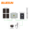 Bluesun complete kit solar power submersible pump solar water pump price for agriculture irrigation