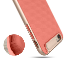 Newest product 2017 tpu mobile phone case , Shockproof pc combo phone cover for iphone 5 se