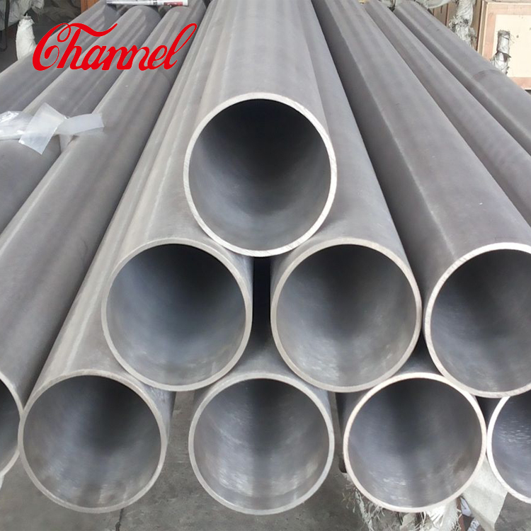80mm titanium tube gr2 seamless/titan pipe