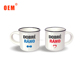 ceramic promotional cup/modern turkish coffee cups