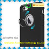 Mobile phone case wholesale 2016 for iphone 7 ring holder case , for iphone 7 case tpu pc