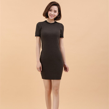 a6270ddb0529 Sexy Tight Women Knitted Sweater Dress - Buy Cheap Sweater ...