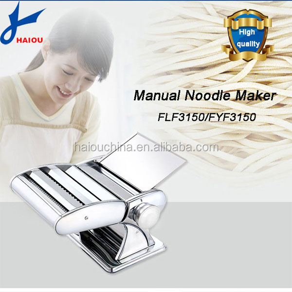 FLF3150 manual pho noodle making machine for home
