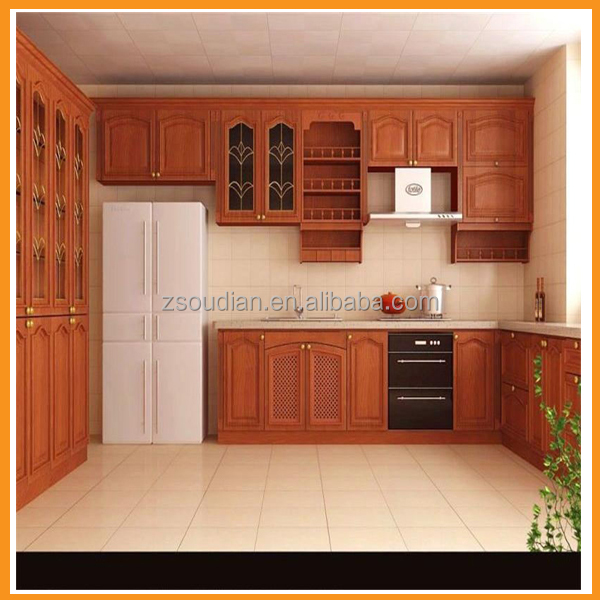 meubles ensemble modulaire cuisine en bois massif armoires de cuisine quip e conception armoire. Black Bedroom Furniture Sets. Home Design Ideas