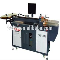 Automatic bending machine for packing, printing and mold industry