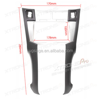 Xtrons Auto Dvd-speler Onderdelen Interieur Auto Radio Stereo ...