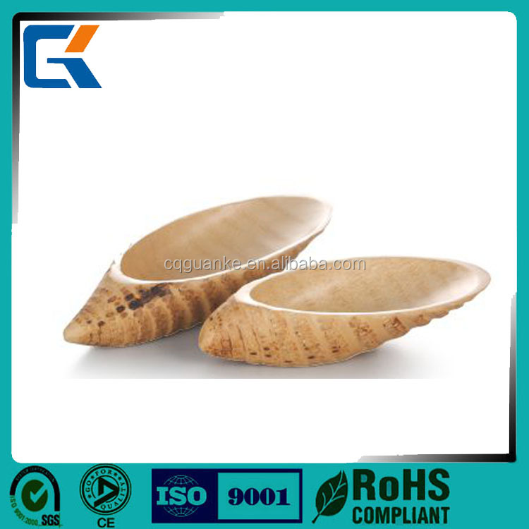 "High Quality bamboo plate with No. ""S"" ""M"" made in China"