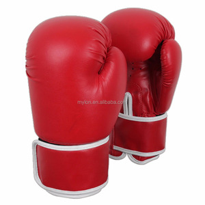 Top quality factory price children's colorful sporting gloves kids PU leather kids boxing gloves