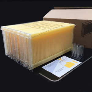 2019 Plastic bee hive honey flow frame for flow hive