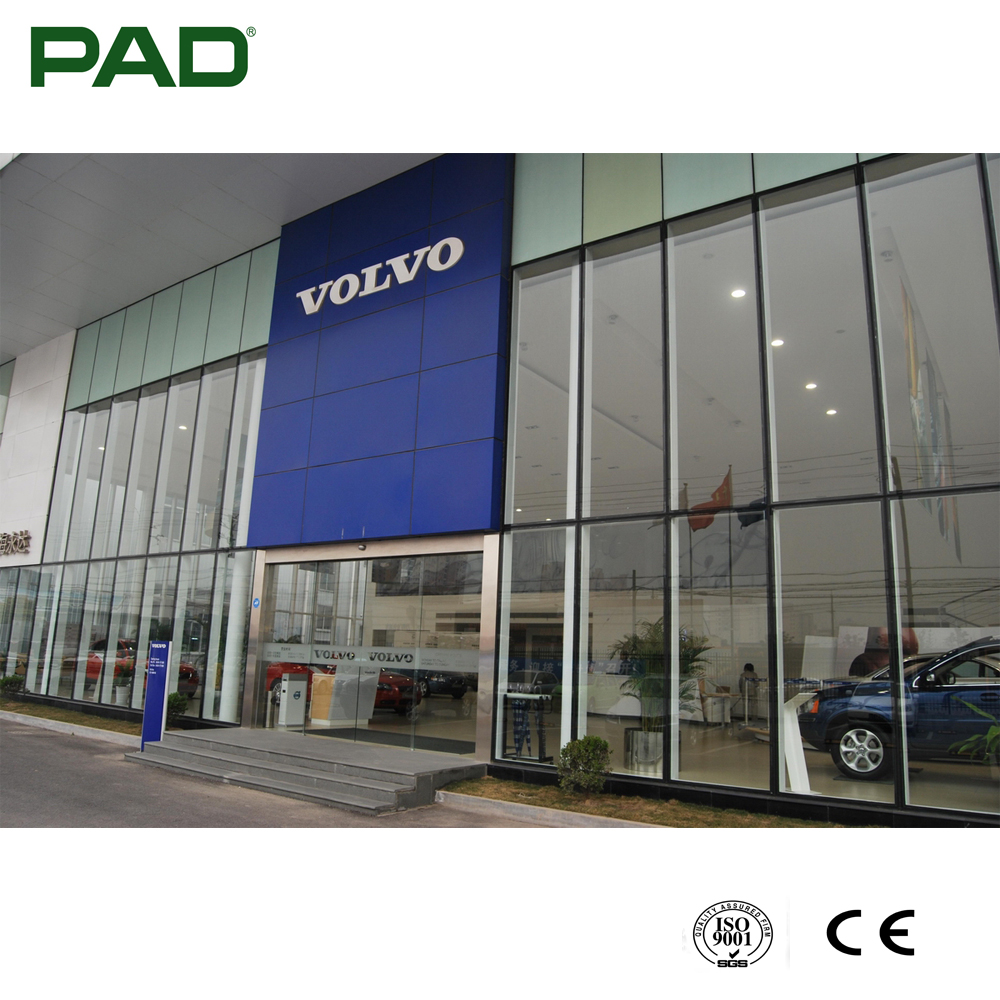 Wide Voltage Glass Container Sliding Door with CE Certificate