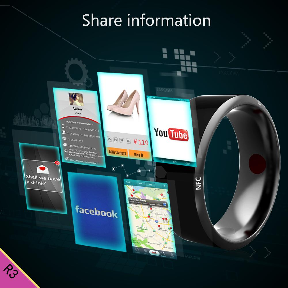Jakcom R3 Smart Ring 2017 New Premium Of Films Hot Sale With Instax Film 50 Mini Film Instax Mini