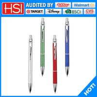 cheap fashionable business gifts aluminum metal ball pen