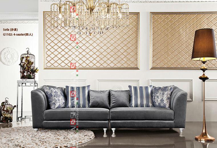 Turkey Furniture Classic Living Room Wood Living Room