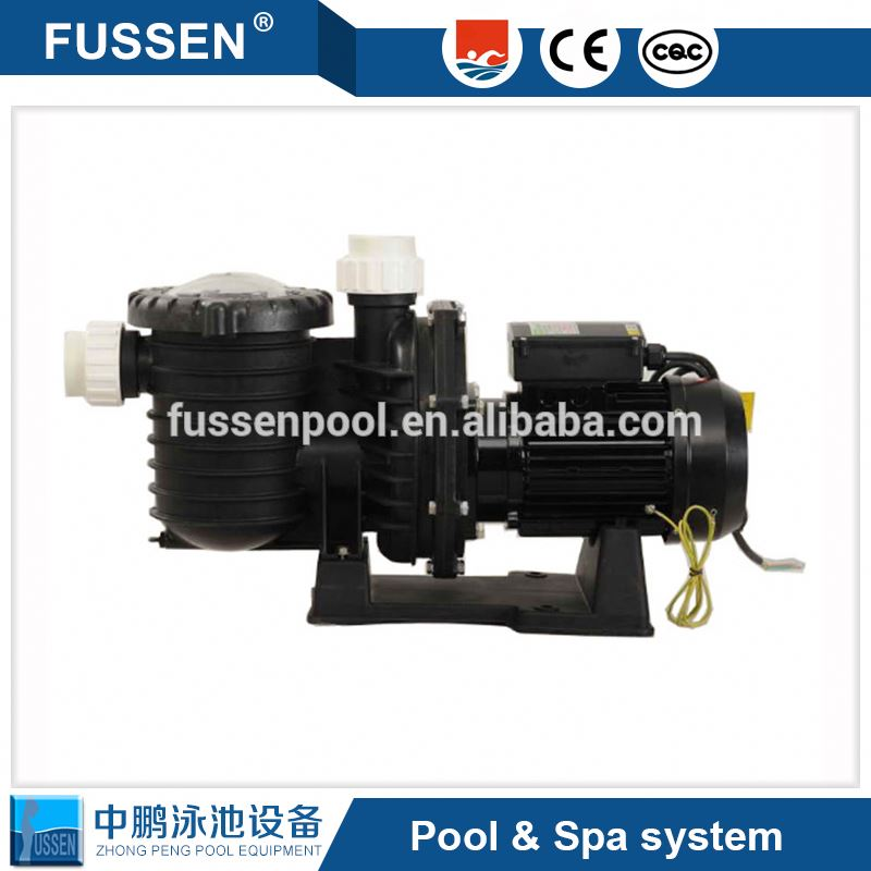 Asynchronous two poles swimming pool pump pool water pumps solar pump equipment