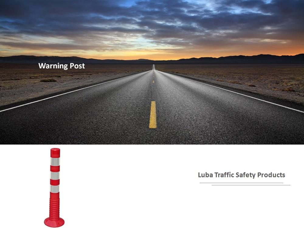 750mm PU Warning Post