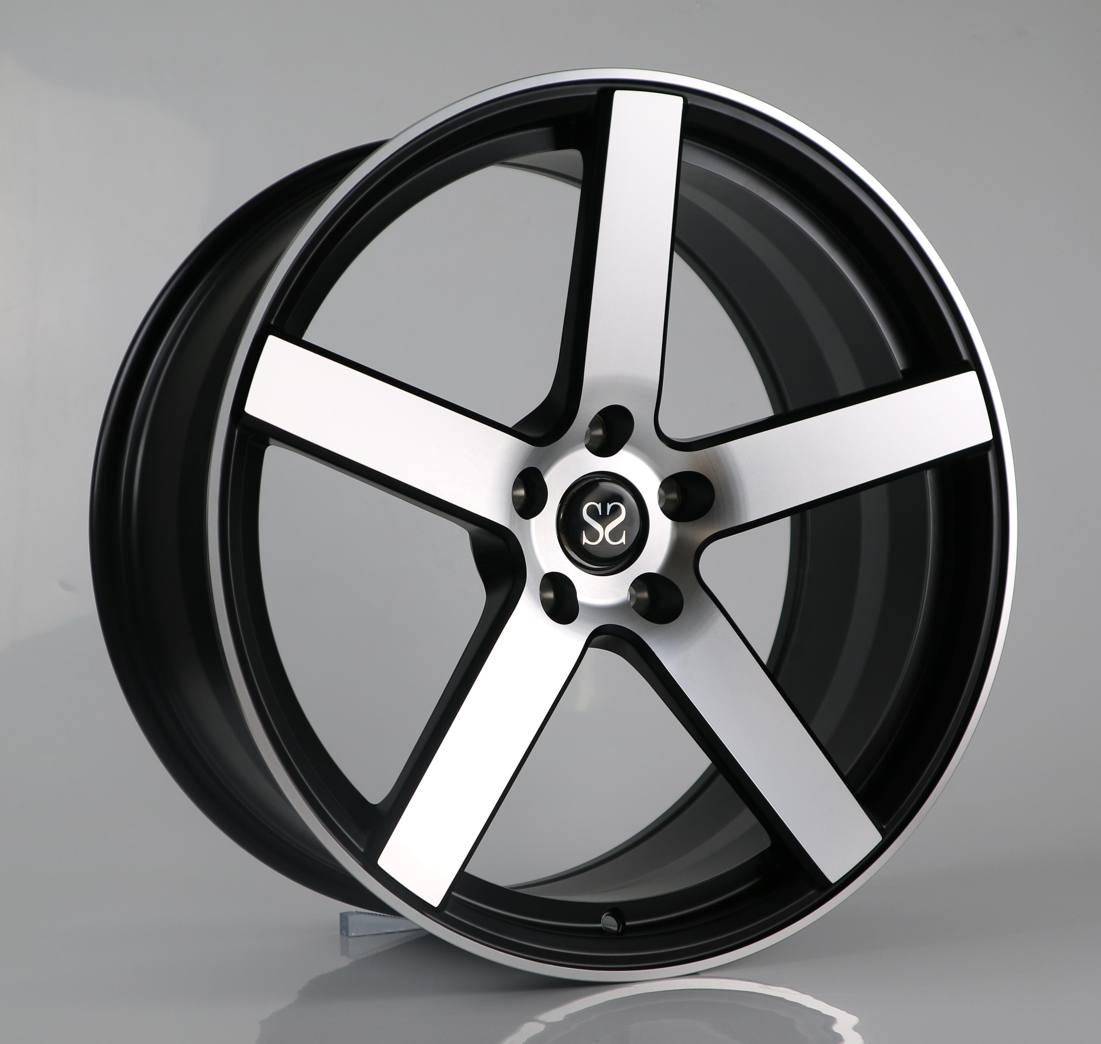 Sae J2530 Wheels Red And Black Two Colors 18inch 19inch