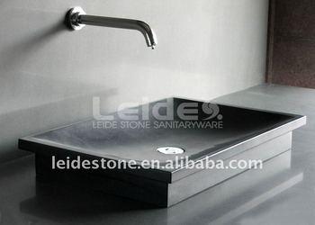Black Granite Counter Top Wash Basin View Larger Image