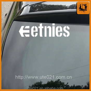 Wholesale custom vinyl car decal stickercar window decal