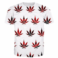 Sublimation OEM Print T-shirt Summer Men Fasion Floral Printing Cloths For Boys