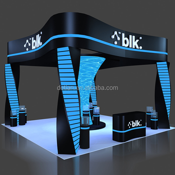 Exhibition Stand Or Booth : Saria offer vp s partner blk custom exhibition stand for trade