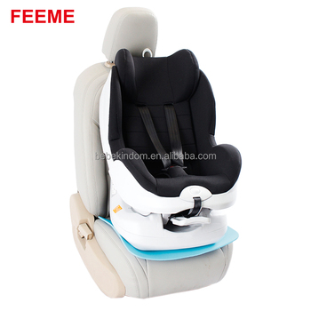 EVA Infant Baby Easy Clean Non Slip Child Car Seat Protector Foam Padded