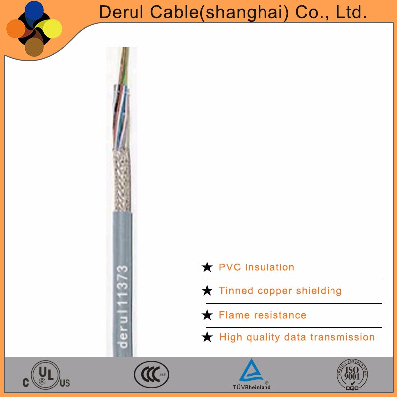 High flexible audio and video cable data for transmission wire