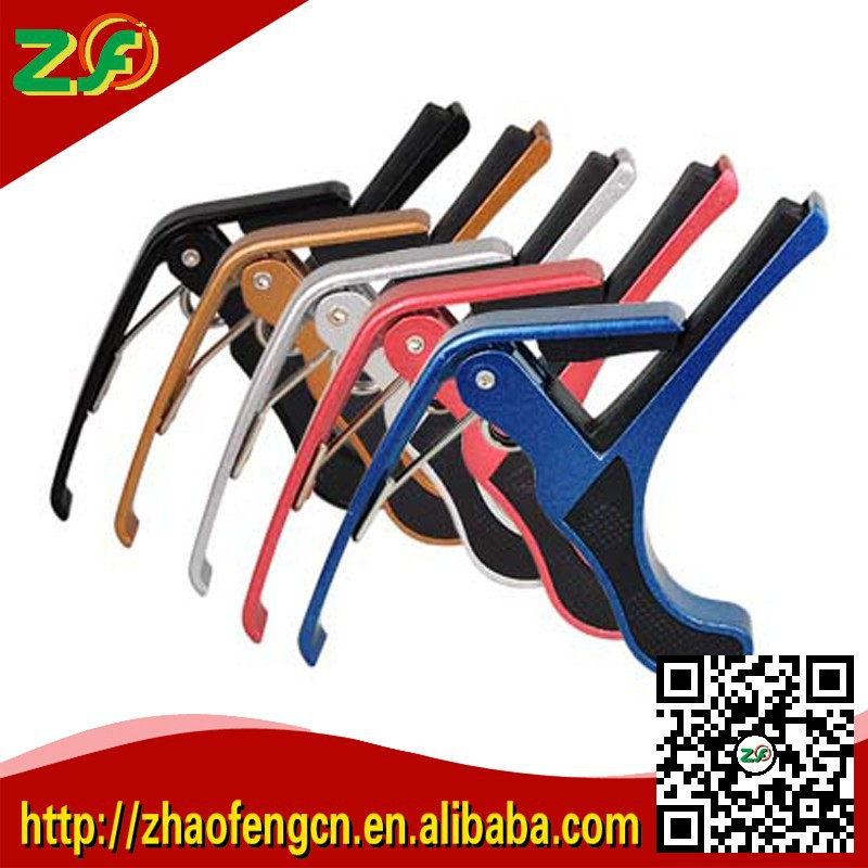 Metal Capo!!! High Quality Metal Guitar Capo Electric Guitar Parts