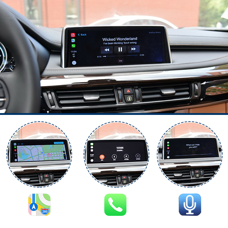 Unichip Android Carplay Box For Mercedes W204 C/glc Ntg4 5 Carplay Waze -  Buy Android Carplay,Unichip Carplay,Carplay For W204 Product on Alibaba com