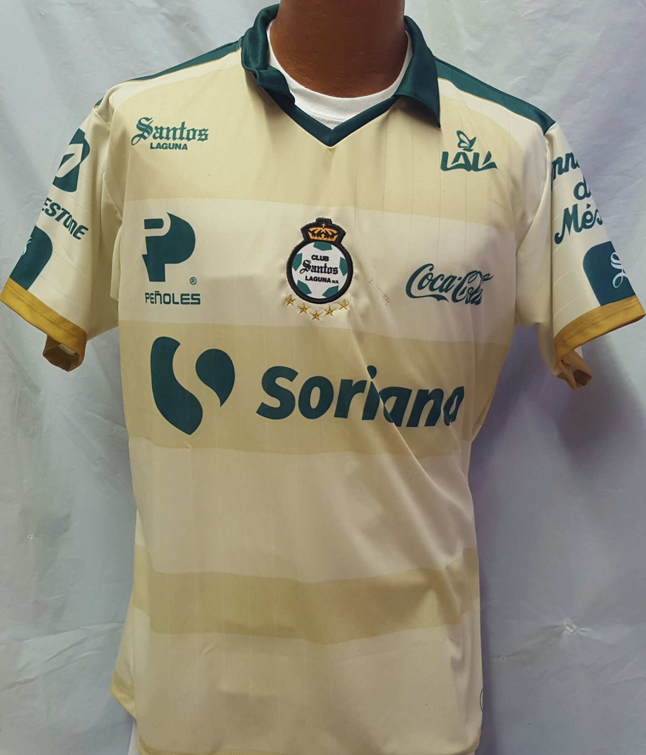 0af0c323c Liga MX Club Santos Laguna Third Jersey 2016-2017 ( L)