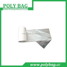 hdpe ldpe plastic bag in roll for supermarket shopping family garbage