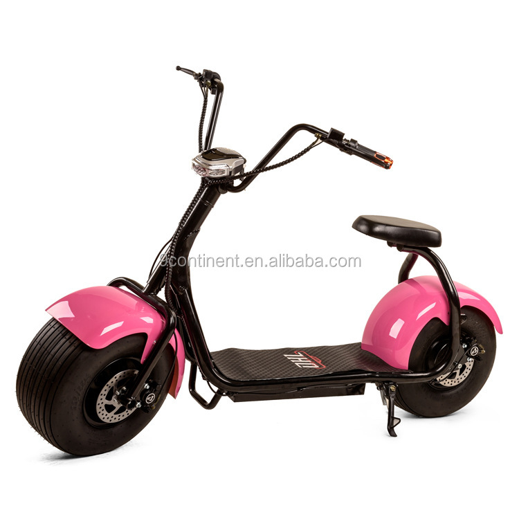 Bicycle electric trolley 1000w 1500W City CoCo E scooter, Black white blue red golden