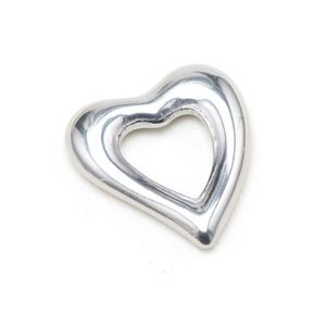 Hoyoo new product jewelry stainless steel heart shape energized pendant for women