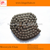 Chinese motorcycle chain Four rivetted steel 40MN 415 For Motorcycle