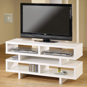 Hot Sale Simple Modern Design Tv Lcd Wooden Table Buy Tv Table