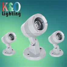 Singe color Low power beam shooting LED spot light for outdoor using
