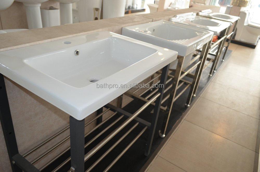 u het hete verkopen marmeren tafel eenvoudige badkamer