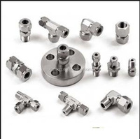 Metal Machining Accessories Stainless Steel Machined Parts SS201 , 301 , 304 , 316