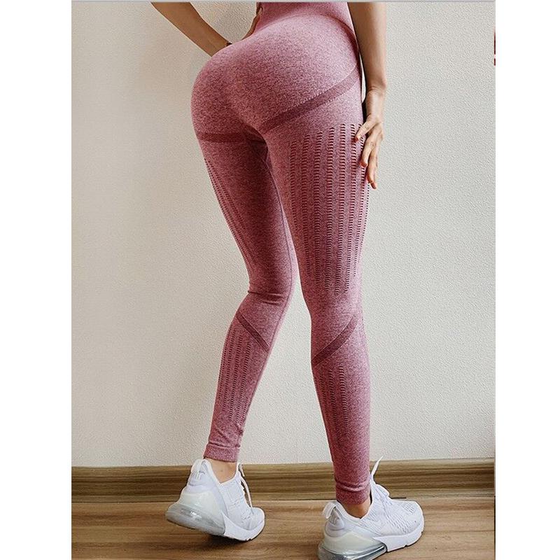 fb4eaac50 Fábrica de OEM Pantera elástica ropa deportes gimnasio corriendo Fitness/apretado  polainas/polainas de