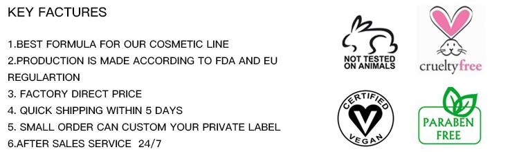Custom Private Label Langlebige Flüssigkeit Matt Lipgloss