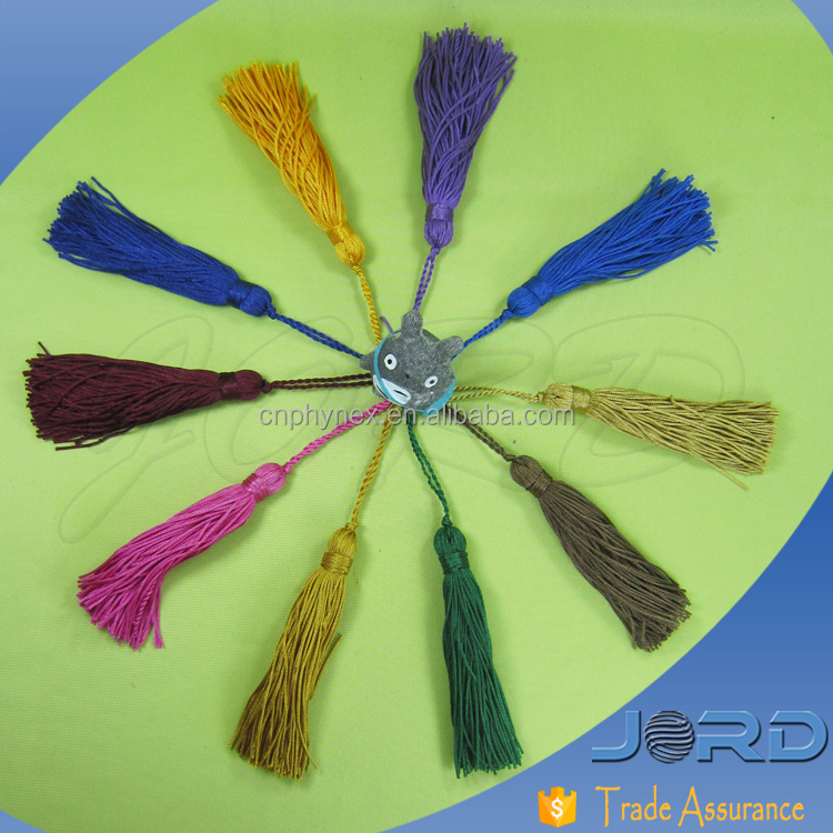 Factory wholesale curtain Tassel With braided cord decoration tassel